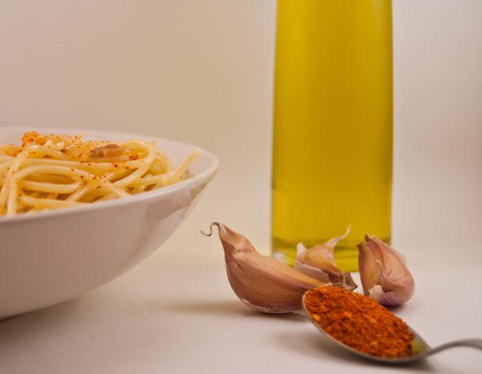 spaghetti-ail-huile-et-piment